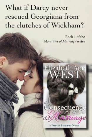 By consequence of marriage book cover