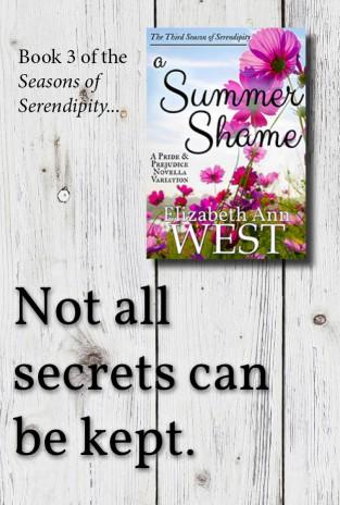 A Summer Shame Book Cover